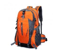 Спортивный рюкзак унисекс оранжевый