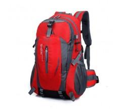 Спортивний рюкзак унісекс червоний