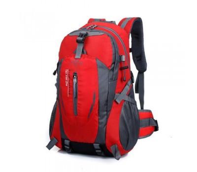 Спортивный рюкзак унисекс красный