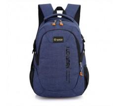 Рюкзак городской Luckyman темно синий