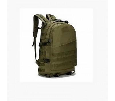 Армейский походный рюкзак зеленый