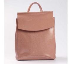 Универсальный повседневный кожаный рюкзак-сумка