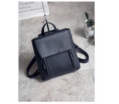 Рюкзак женский черный