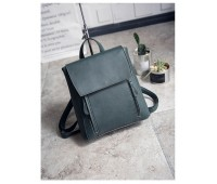 Рюкзак жіночий зелений
