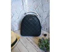 Жіночий якісний рюкзак чорний