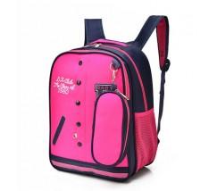 Рюкзак в виде кофты розовый