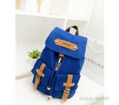 Рюкзак жіночий Хіппі синій