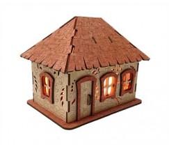 Соляний світильник Будиночок 1