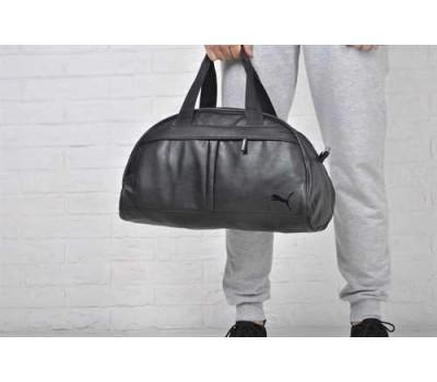 Спортивная сумка Puma черная