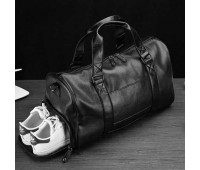Чоловіча сумка з відділом для взуття