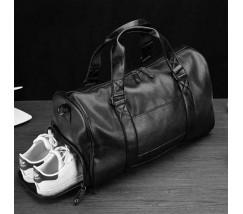 Мужская сумка с отделом для обуви