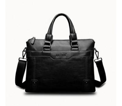 Мужская сумка для документов черная