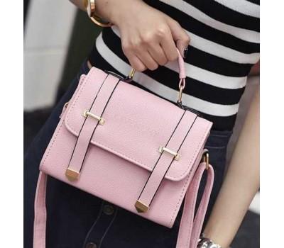 """Женская сумка """"Givеnchy"""" розовая"""