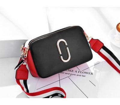 Женская мини сумочка Marc Jacobs черная (копия)