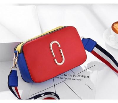 Женская мини сумочка Marc Jacobs красная (копия)