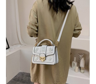 Оригинальная женская сумка белая