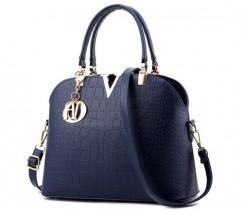 Гарна жіноча сумка синя