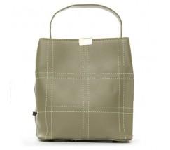Компактная сумочка зеленая