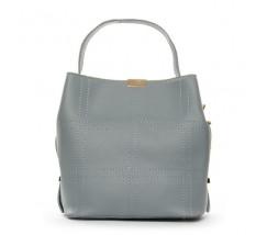 Компактная сумочка голубая