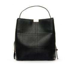 Компактная сумочка черная