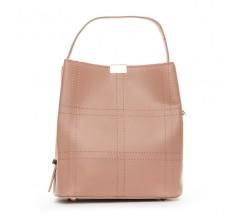 Компактная сумочка розовая